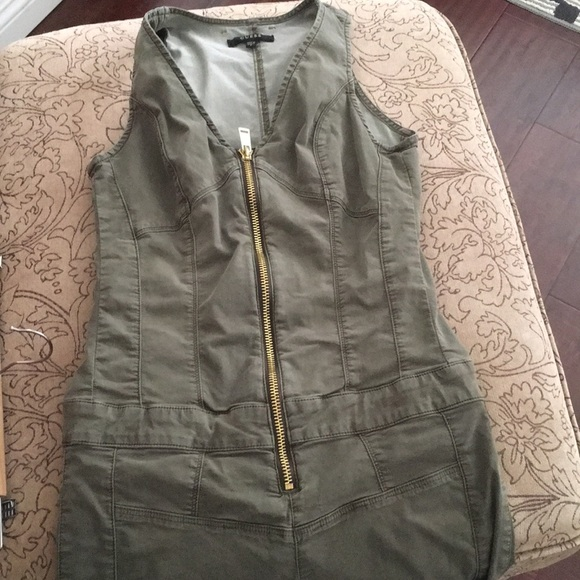 213ae43a4e4 Guess Pants - Olive Guess jumpsuit size 8